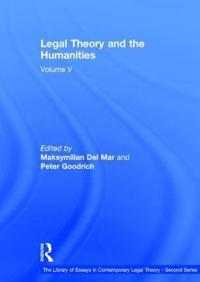 Legal Theory and the Humanities