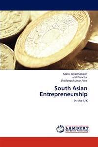 South Asian Entrepreneurship