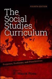 The Social Studies Curriculum