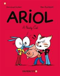 Ariol #6: A Nasty Cat