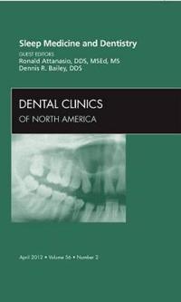 Sleep Medicine and Dentistry