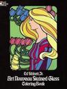 Art Nouveau Coloring Book