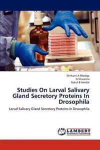 Studies on Larval Salivary Gland Secretory Proteins in Drosophila
