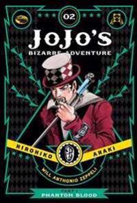 Jojo's Bizarre Adventure: Part 1- Phantom Blood, Vol. 2