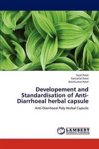 Developement and Standardisation of Anti-Diarrhoeal Herbal Capsule