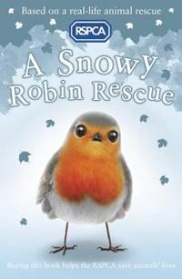 Snowy robin rescue