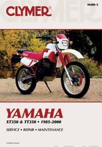 Yamaha Xt350 1985-2000 & Tt350 1986-1987