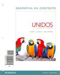 Gramática En Contexto for Unidos