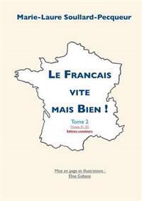 Le Français Vite mais Bien tome 2 couleur