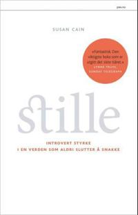 Stille; introvert styrke i en verden som aldri slutter å snakke