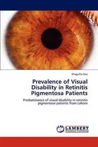 Prevalence of Visual Disability in Retinitis Pigmentosa Patients