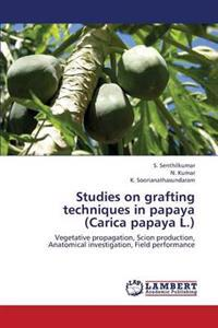 Studies on Grafting Techniques in Papaya (Carica Papaya L.)
