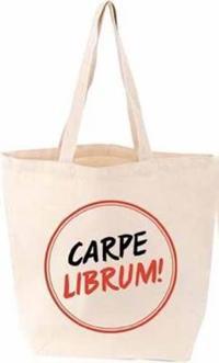 Carpe Librum! Tote