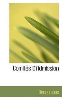 Comit?'s D'Admission