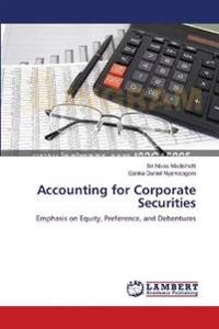 Accounting for Corporate Securities