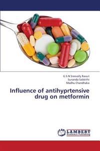 Influence of Antihyprtensive Drug on Metformin