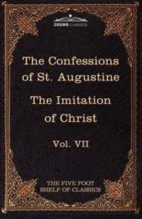 The Confessions of St. Augustine / The Imitation of Christ