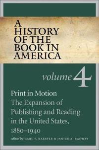 A History of the Book in America, Volume 4