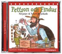 Pettson o Findus - Pettson får julbesök