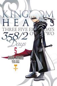 Kingdom Hearts Three Five Eight Days Over 2 5