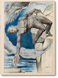William Blake: The Drawings for Dante's Divine Comedy XL