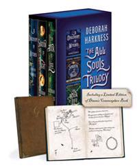 The All Souls Trilogy Boxed Set: A Discovery of Witches/Shadow of Night/The Book of Life [With Diana's Commonplace Book Ltd/E]