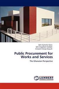 Public Procurement for Works and Services