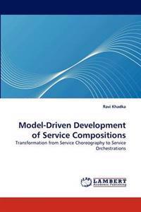 Model-Driven Development of Service Compositions