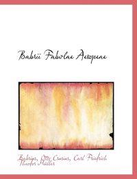 Babrii Fabvlae Aesopeae