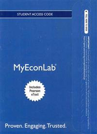 MyEconLab Access Card only