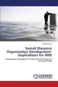 Somali Diaspora Organization Development