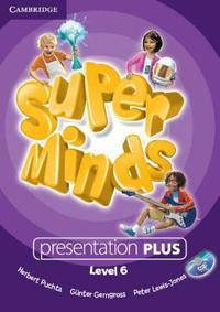 Super Minds Level 6 Presentation Plus
