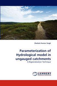 Parameterization of Hydrological Model in Ungauged Catchments