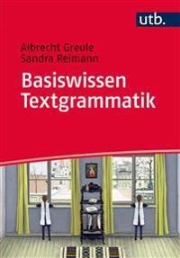 Basiswissen Textgrammatik
