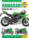 Kawasaki Zx-10r, '04-'10 Haynes Repair Manual