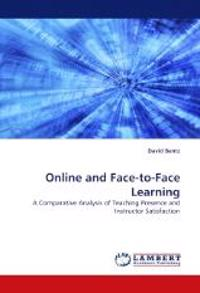 Online and Face-To-Face Learning