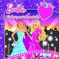 Barbie vaaleanpunaisella matolla