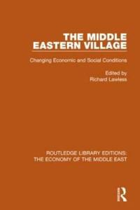 The Middle Eastern Village Rle Economy of Middle East