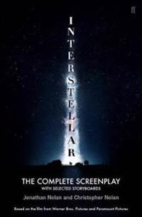 Interstellar - the complete screenplay with selected storyboards