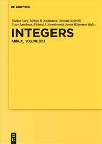Integers 2013
