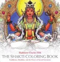 The Shakti Adult Coloring Book