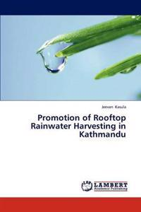 Promotion of Rooftop Rainwater Harvesting in Kathmandu