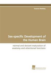Sex-Specific Development of the Human Brain
