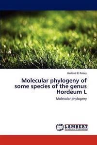 Molecular Phylogeny of Some Species of the Genus Hordeum L