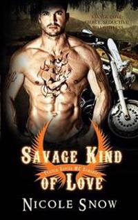 Savage Kind of Love: Prairie Devils MC Romance (Outlaw Love)