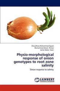 Physio-Morphological Response of Onion Genotypes to Root Zone Salinity
