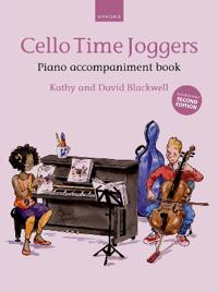Cello Time Joggers Piano Accompaniment Book