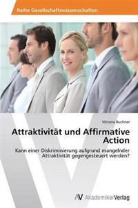 Attraktivitat Und Affirmative Action