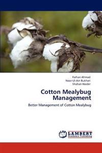 Cotton Mealybug Management