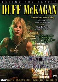 Behind the Player -- Duff McKagan: DVD